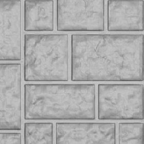 Roughcast Ashlar Stone Ashlar Stone Square Patterns